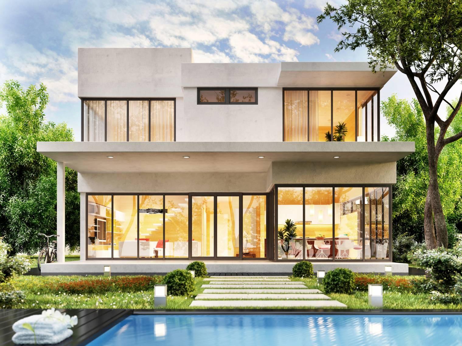 Architecte de luxe à Saint-Tropez : Villa / Maison de luxe